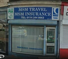 Office Shop to LET, Sheffield S9