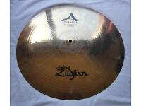 "Zildjian A Custom 20"" Flat Ride"