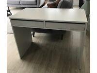White Argos Pepper Desk