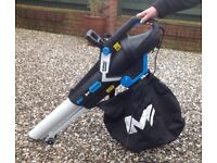 Mac Allister Garden Blower / Vacuum 3000W
