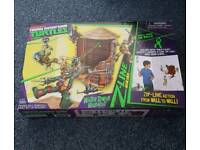 Teenage mutant ninja turtles playset