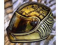Biltwell Lanesplitter Medium motorcycle helmet