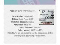 S8 PLUS G955FD DUAL SIM LIKE NEW UNLOCK 64 GB