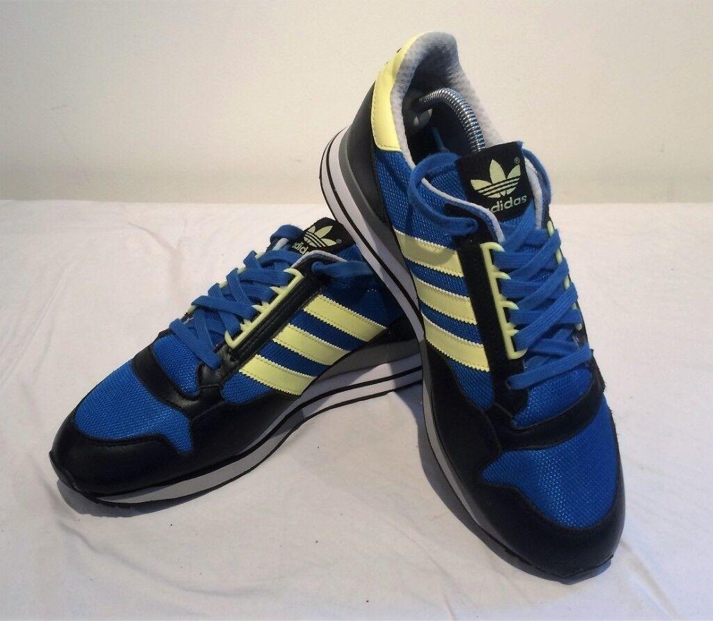 c7e5f3da6f0614 ... new zealand adidas zx 500 og leather uk9 mint condition 2014 b98dd ad50d