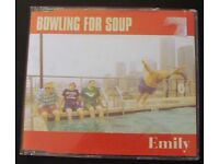 Bowling For Soup CD Single - Emily