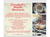 Campbell's Mobile Mechanic