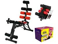 22-in-1 Wonder Master: Multi-Workout Home Gym Equipment Station