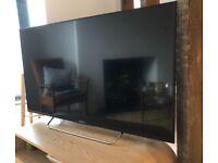 "Sony 43"" LED TV with warranty"