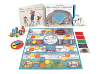 We're going on a bear hunt – Book, Board Game and DVD