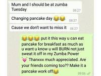 ZUMBA POWER with KiKi