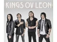 Kings Of Leon tickets 25th February Echo Arena £250 a pair