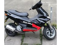 Gilera sp 172 ready to ride away