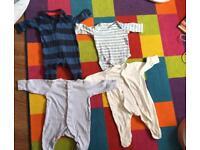 Baby boy baby clothes small baby - newborn