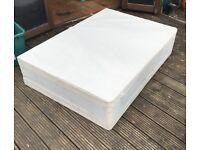 FREE double size divan bed base
