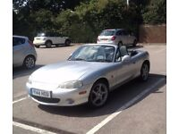 Mazda MX-5 Convertible - Classic Sports Car in Great Condition
