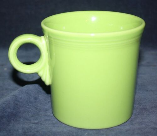 Limited Edtion Fiesta Chartreuse Coffee Mug