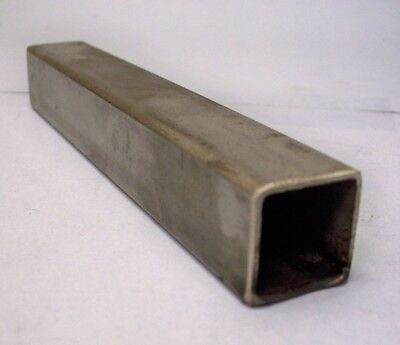 1 Stainless Square Tube X 116 Wall X 6-12 Long