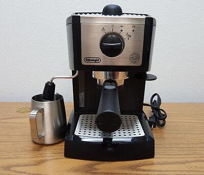 Капучино и эспрессо- DeLonghi EC155 15