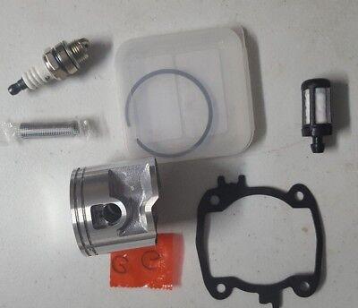 Piston Ring Kitgasket Spark Plug Fuel Filter Fits Stihl Ts410 Ts420