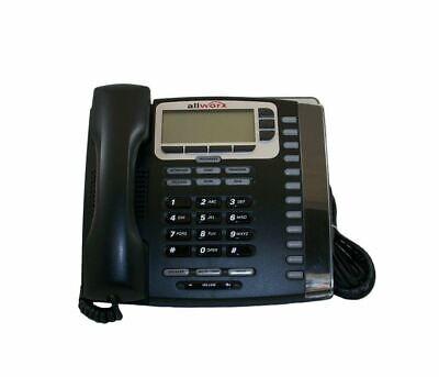 Allworx 9212l Black Backlit Voip Telephone