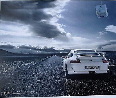 "Porsche Christophorus 2007 Calendar, ""Symphony of Colours"""