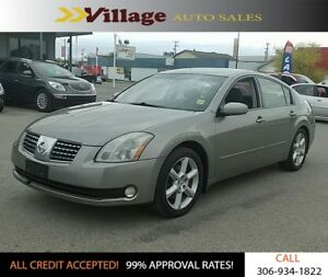 2006 Nissan Maxima SE Cd/Mp3 Player, Steering Wheel Mounted A...