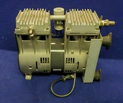 Thomas Model 2750tghi5248-221j 220-240v Compressor Vacuum Pump