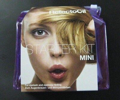 Augenbrauenfarbe Wimpernfarbe Refectocil Miniset Starter Kit Mini Friseur