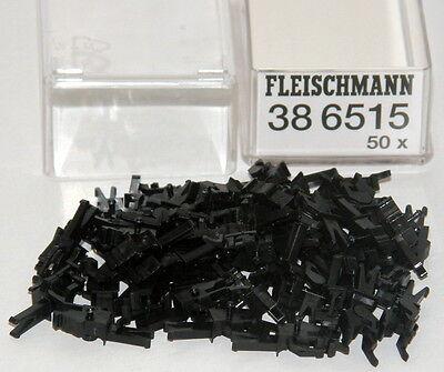 Fleischmann H0 386515 PROFI-Steckkupplung (6515) 50 Stück - NEU + OVP