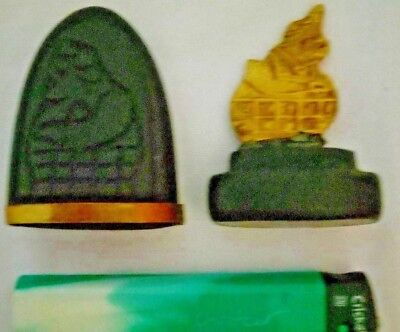 Small Keris (Kris) Semar used in Javanese Occult Practices