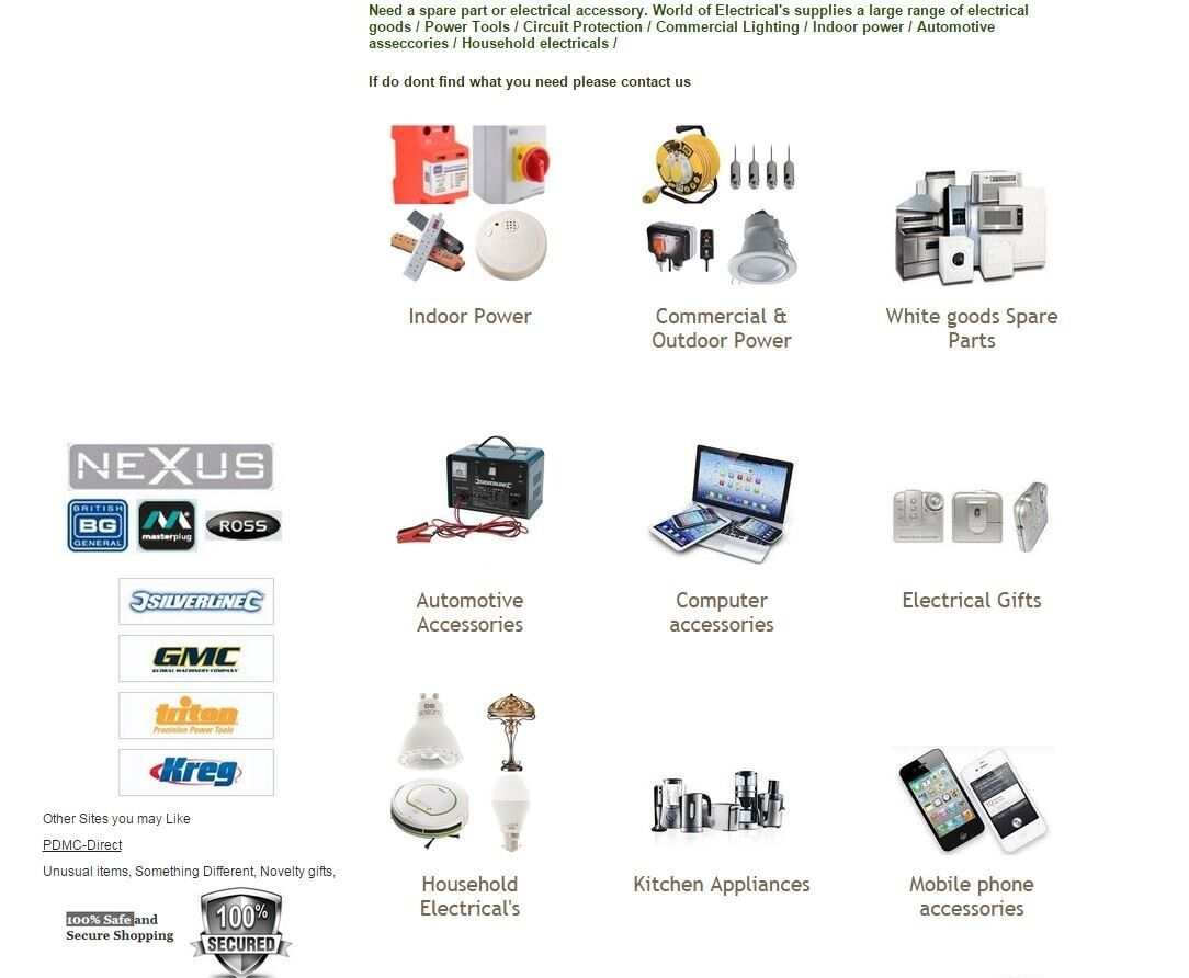 World Of Electricals