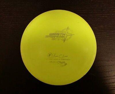 Innova Star Wraith Disc (Innova Disc Golf Star Wraith 171g Ken Climo 12x)