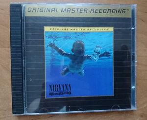 Nirvana - Nevermind - MFSL - 24Kt Gold CD - Trzebiatów n Rega, Polska - Nirvana - Nevermind - MFSL - 24Kt Gold CD - Trzebiatów n Rega, Polska