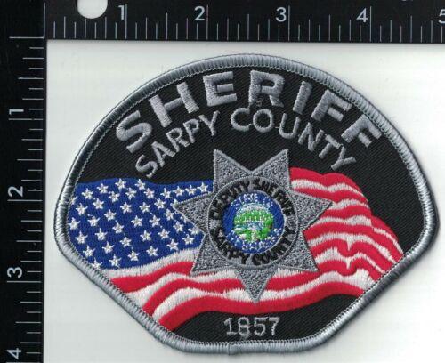 Sarpy County Deputy Sheriff NE Police Patch
