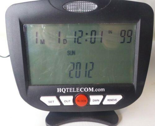 Landline Call Blocker HQTelecom Block Spam Robo Calls