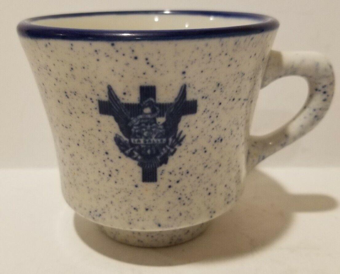 JACKSON CUSTOM CHINA La Salle Military Academy 1979 Mug Cup OAKDALE L.I. N.Y. - $22.00