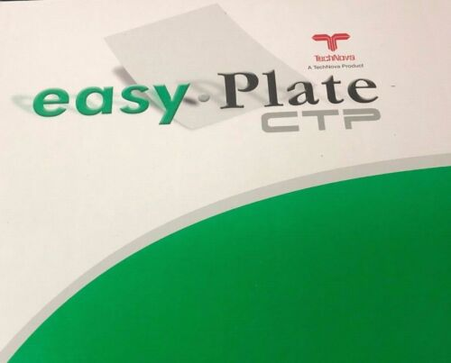 """Polyester plates / Laser Plates 10"""" x 15.5""""  Easy Plate"""