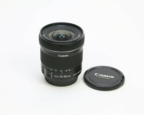 Canon EF-S 10-18mm f/4.5-5.6 IS STM Lens - Read Cosmetics Notes!
