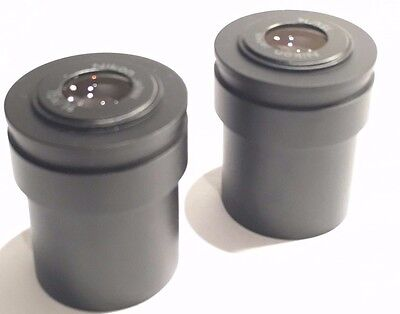 Nikon 15 X 14 Eyepieces For Stereo Microscope Sold As A Pair