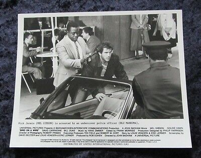 Bird On A Wire movie photo print  - Mel Gibson  - 8 x 10 inches