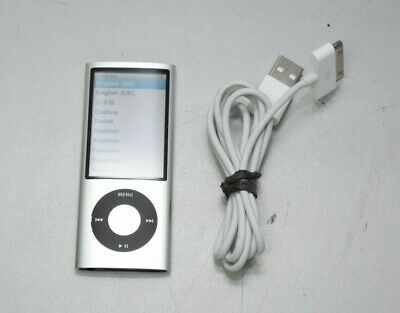 Apple iPod Nano A1320 5th Generation 8GB  - Silver