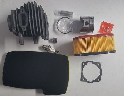 Cylinder Piston Kitair Filter Husqvarna K650 K700 Active Models Cut Off Saws