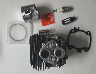 Stihl Ts410 Ts420 Cylinder Kit Wspark Plug Gasket Fuel Filter