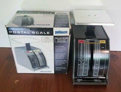 Pelouze Mechanical Postal Scale Model X2