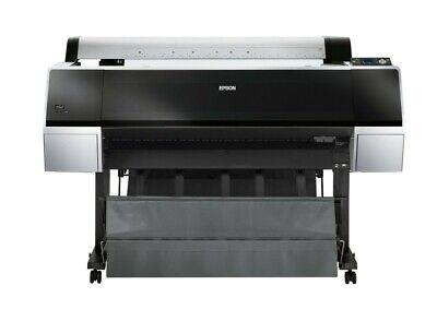 Epson Stylus Pro 9900 Large Format Digital Inkjet Printer - W Ink Paper