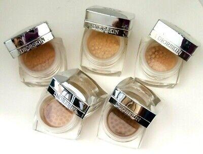 DIORSKIN NUDE Natural Glow Fresh Powder Makeup 0.28 oz unbox PICK YOUR -
