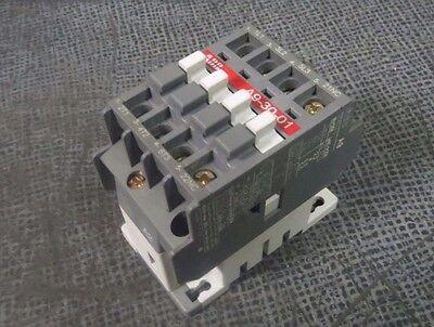 Abb Contactor 21 Amp 600 Vac 110-120v Coil -- 7.5 Hp Model A9-30-01