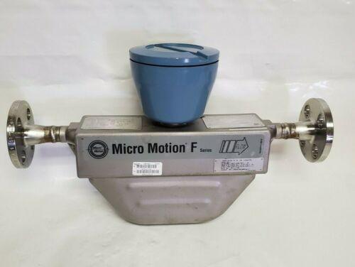 "Micro Motion F050S Flow Sensor Without Processor, 1/2"" #150 Flange"