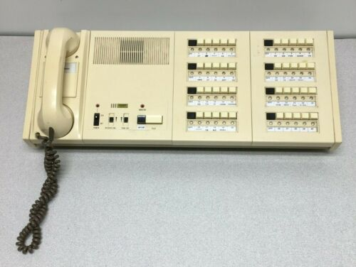 Aiphone NEM-40A/C 40-Call Master Station with Handset