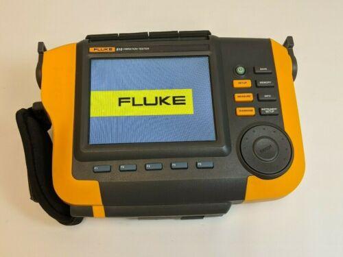 **GENUINE** FLUKE 810 Vibration Tester W/ New Battery